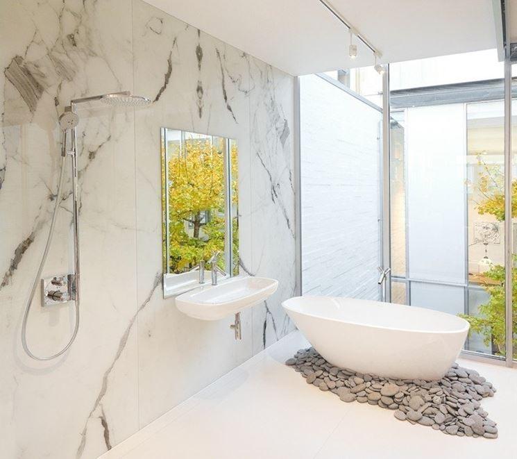 Rivestimenti bagno rivestimenti scegliere i for 3 costo del garage per metro quadrato