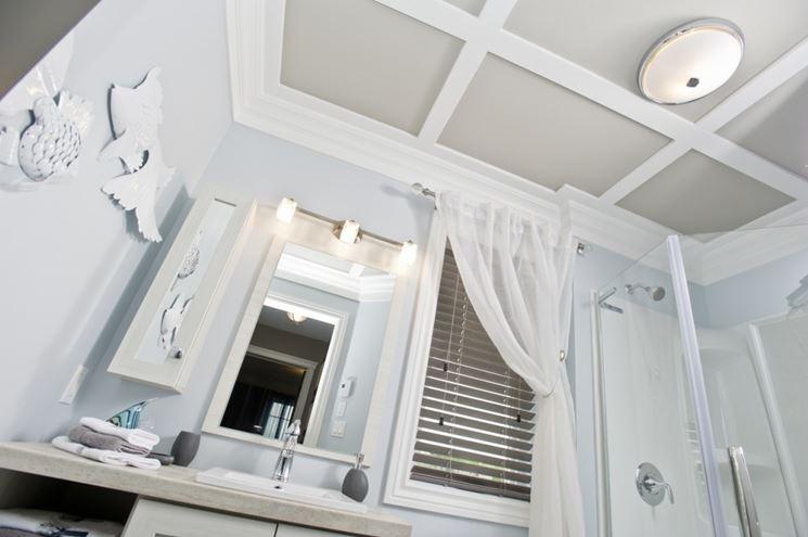 la bellezza dei soffitti a cassettoni controsoffitto