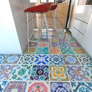 Magnifico pavimento con adesivi per piastrelle