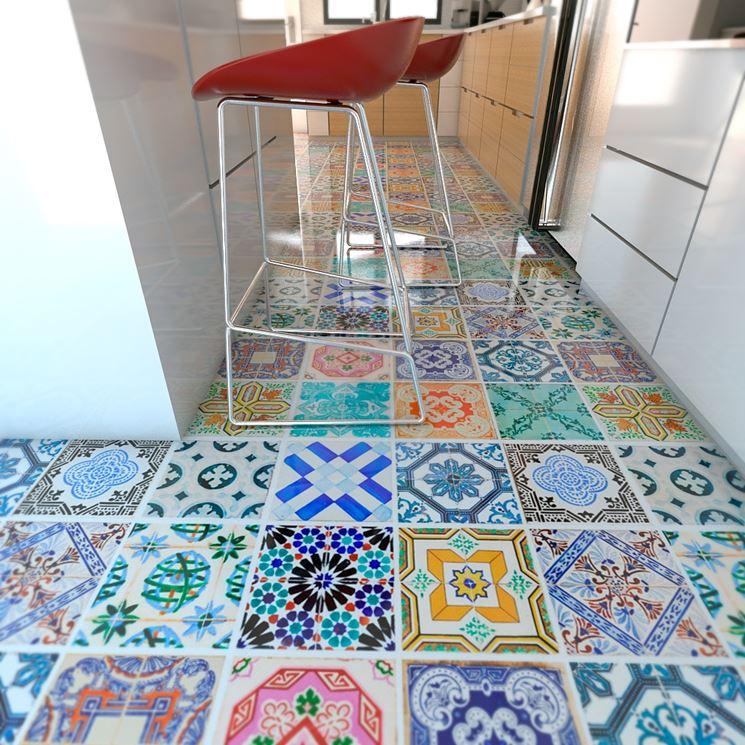 Adesivi per piastrelle costruire pareti - Adesivi per piastrelle cucina ...