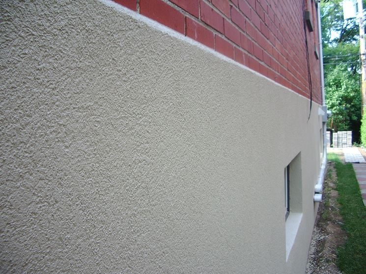 Intonaco costruire pareti quali sono i differenti tipi - Colori intonaco esterno ...