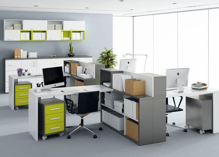 mobili portadocumenti ufficio
