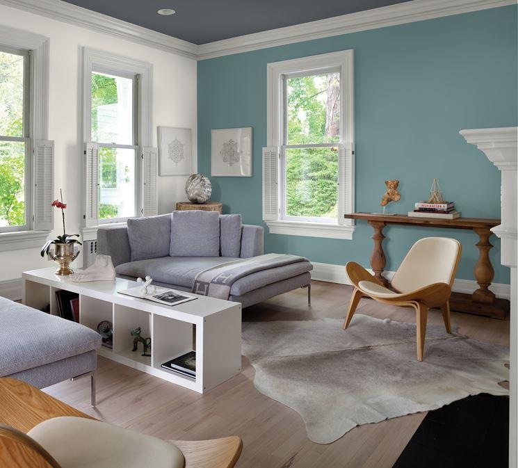 Pareti colorate costruire pareti - Pareti colorate in casa ...