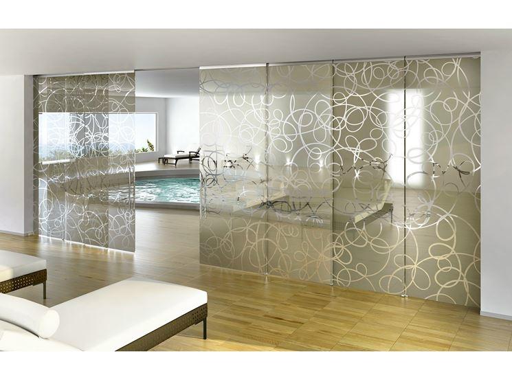 Pareti divisorie costruire pareti tipologie di pareti - Parete in vetro prezzi ...