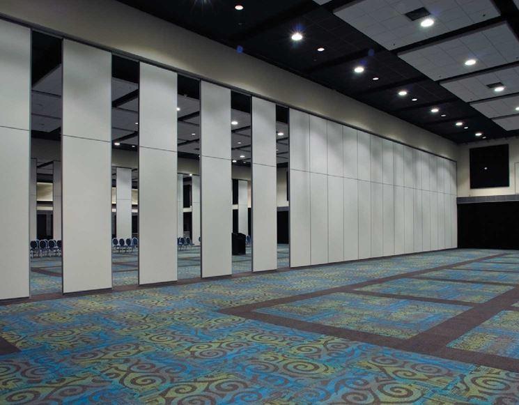 parete modulare moderna