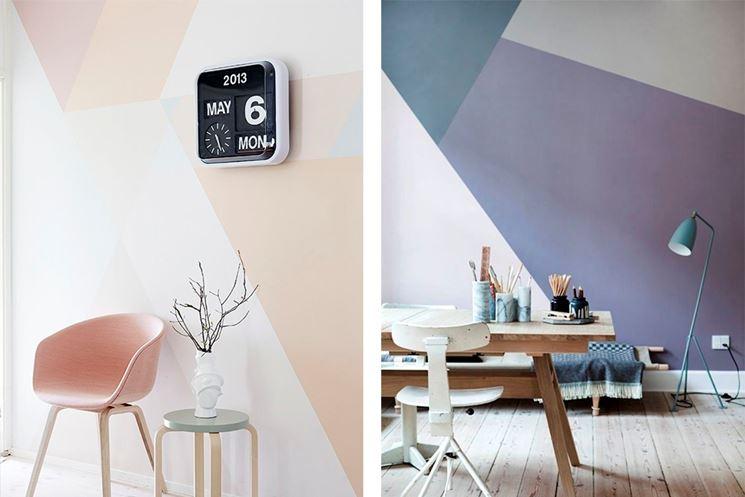 Pitturare le pareti costruire pareti come tinteggiare - Idee imbiancare casa ...
