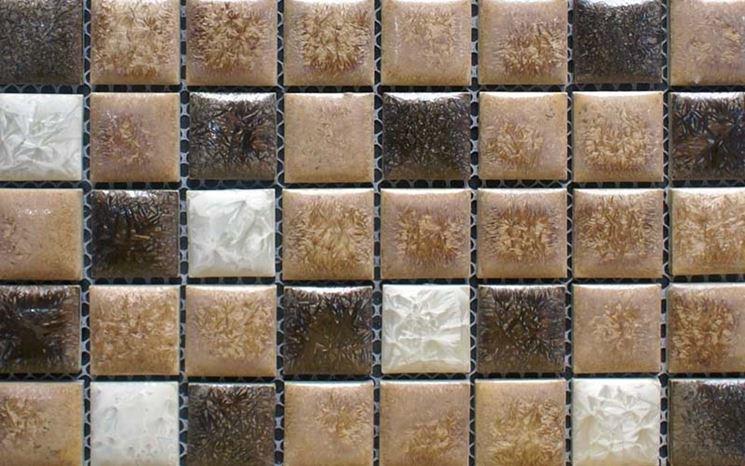 Piastrelle a mosaico