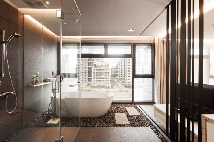 Rivestimenti per bagno costruire pareti piastrelle bagno for Rivestimenti adesivi per piastrelle bagno