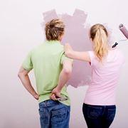 tinteggiare una parete
