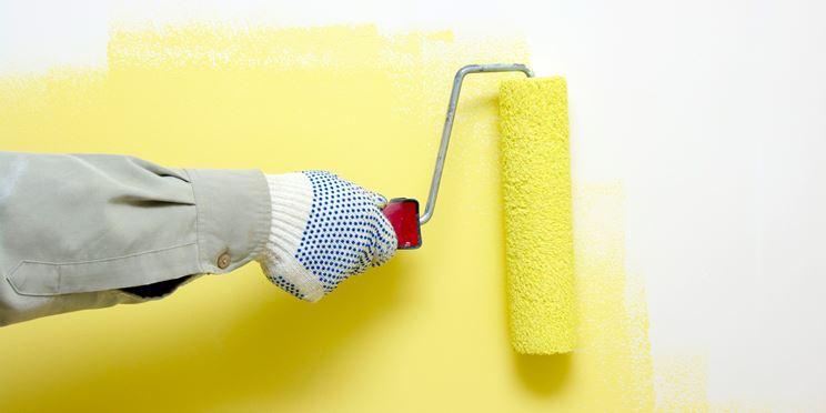 pitturare parete