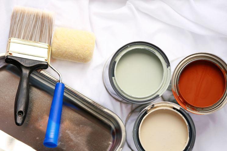 colori per pitturare