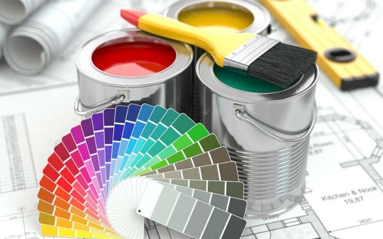 Pitture e colori