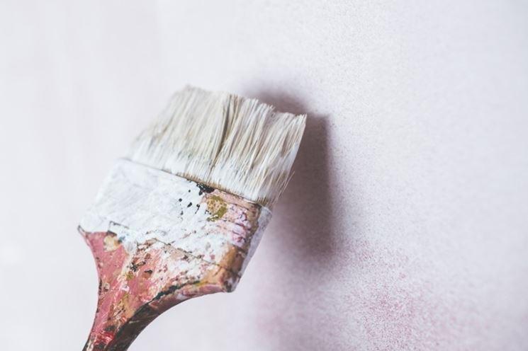 Stesura pittura anticondensa