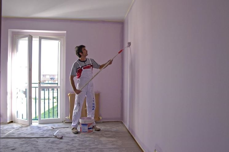 Quanto costa pitturare una stanza imbiancare casa for Quanto costa imbiancare casa