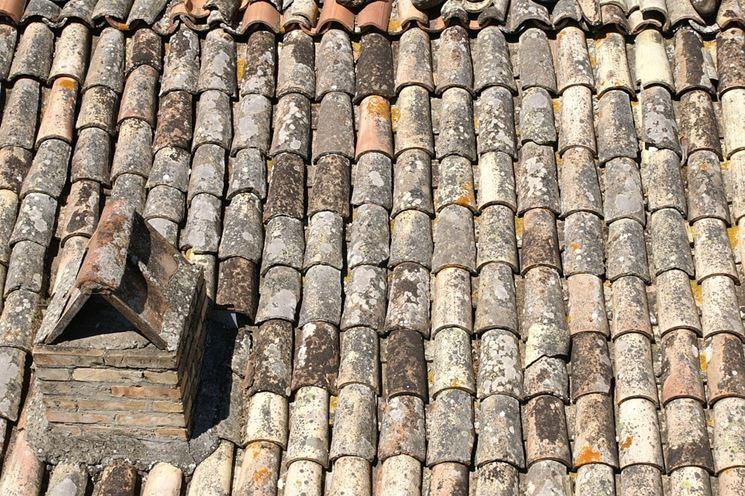 Tegole anticate laterizi tetto tegole antiche for Velux 78x98 prezzo