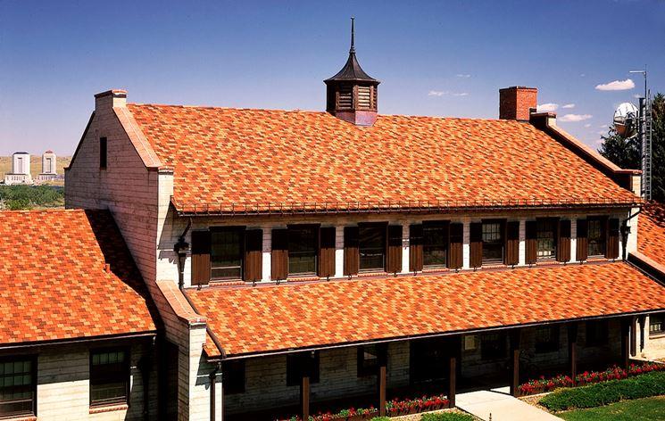 Tegole per tetti - Laterizi tetto - Tipologie di tegole
