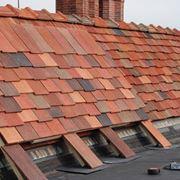 Tegole per tetti laterizi tetto tipologie di tegole for Tipi di tetto