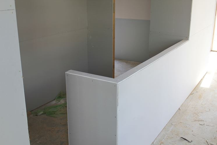 parete cartongesso