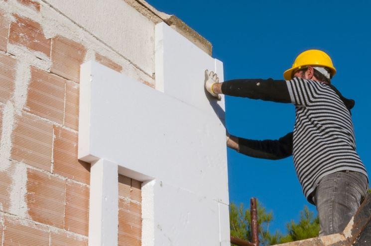 Cappotto termico materiali da isolamento isolare con - Isolare il tetto dall interno ...