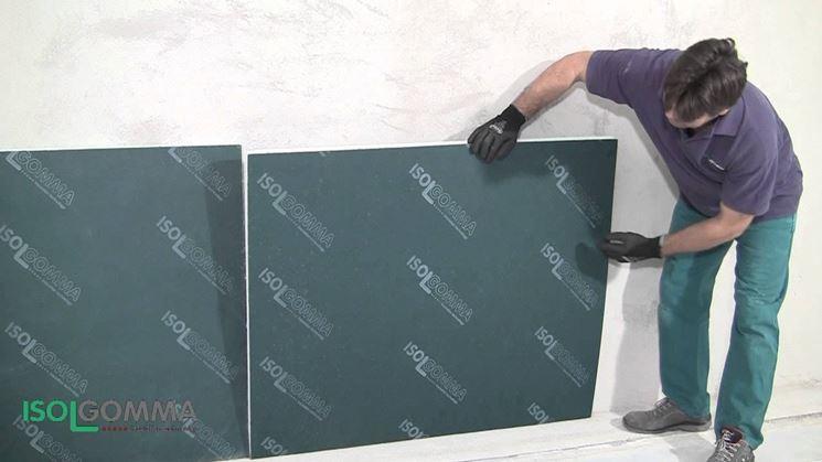 Cartongesso isolante termico - Materiali da isolamento ...