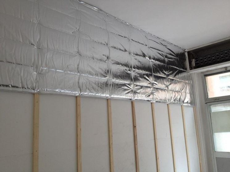 Isolamento termoriflettente materiali da isolamento - Isolamento interno ...