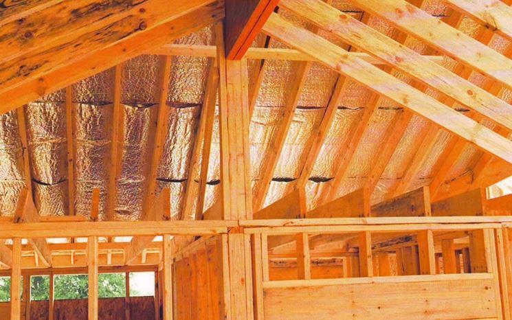 Isolanti per tetto