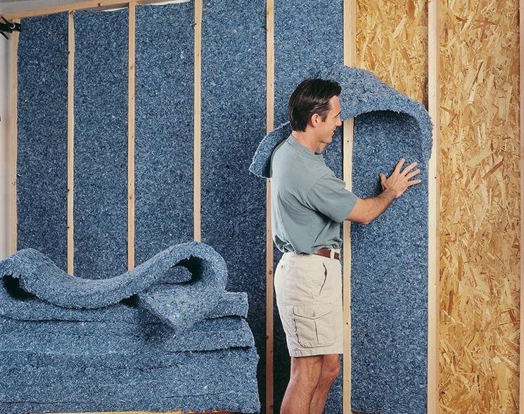 isolare pareti