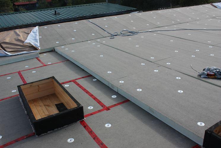 Materiali per l'isolamento termico