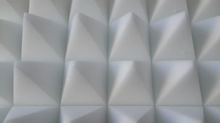 Melammina acustica