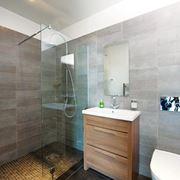 Parete divisoria per doccia da bagno