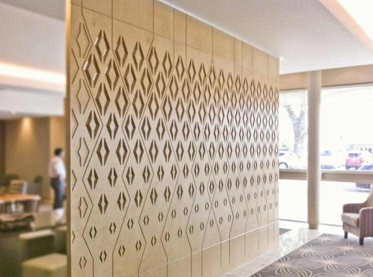 Pannelli divisori separe - Pareti divisorie in legno per interni ...