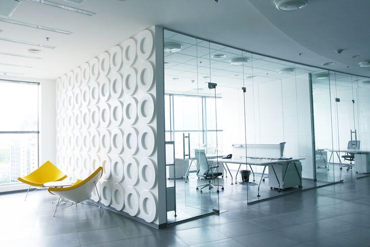 Pareti divisorie ufficio - Pannelli divisori - Varie tipologie di ...