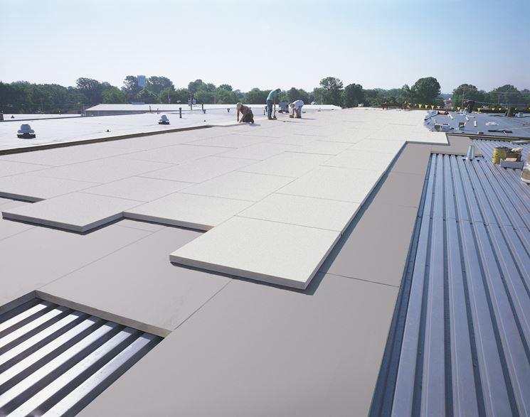 Coibentazione tetto rivestimento tetto isolamento tetto - Isolamento tetto interno ...