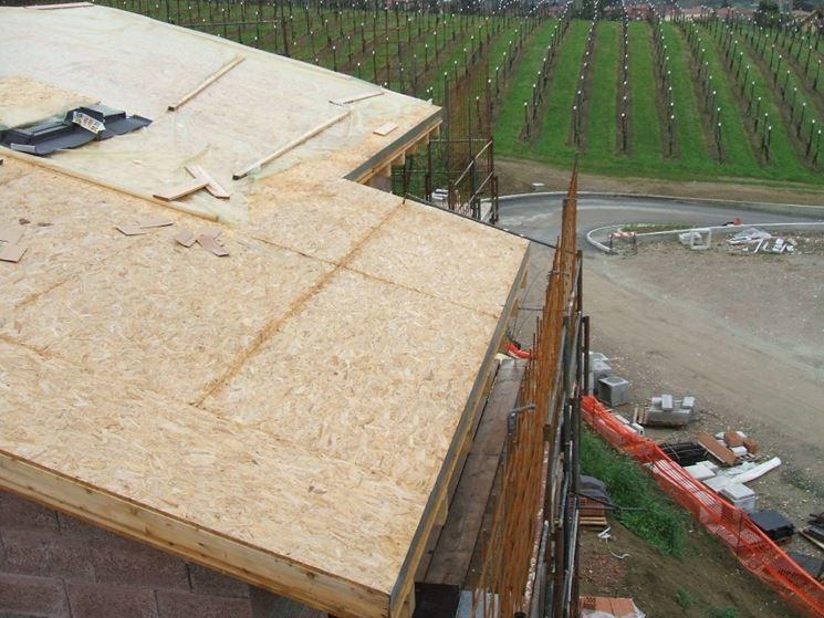 Copertura leggera tetto rivestimento tetto - Copertura a tetto ...