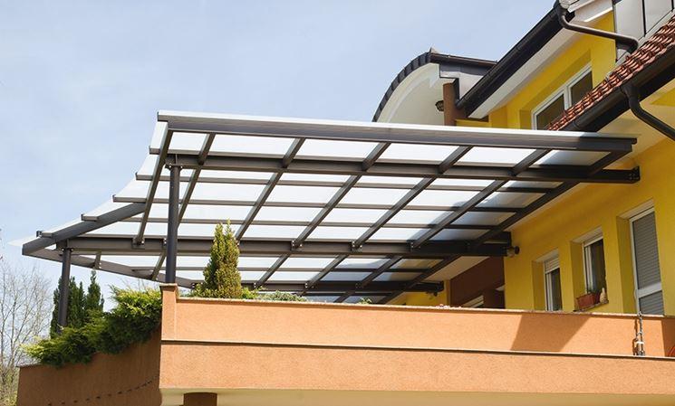 Coperture terrazzi - Rivestimento tetto - Tipi di coperture per terrazzi