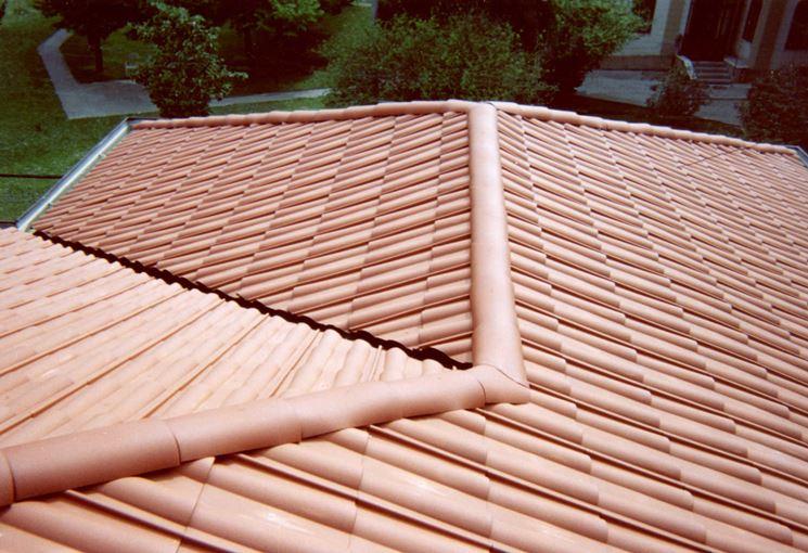 Coperture tetti in plastica