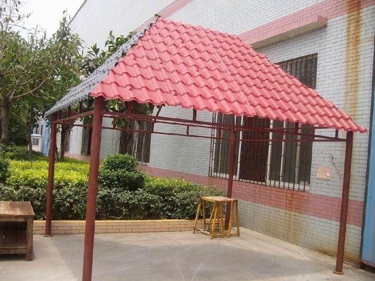 Copertura dei tetti in pvc