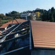Pannelli copertura tetti