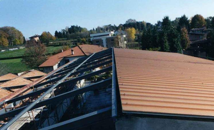 Pannelli copertura tetti - Rivestimento tetto - Pannelli per la copertura tetti