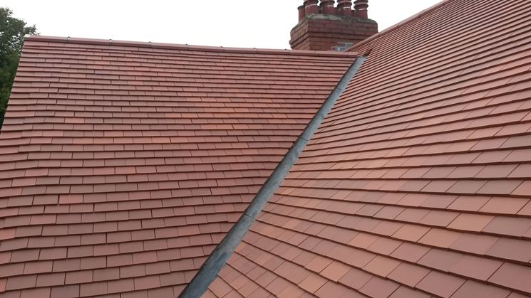 Intersezioni colmo tetto