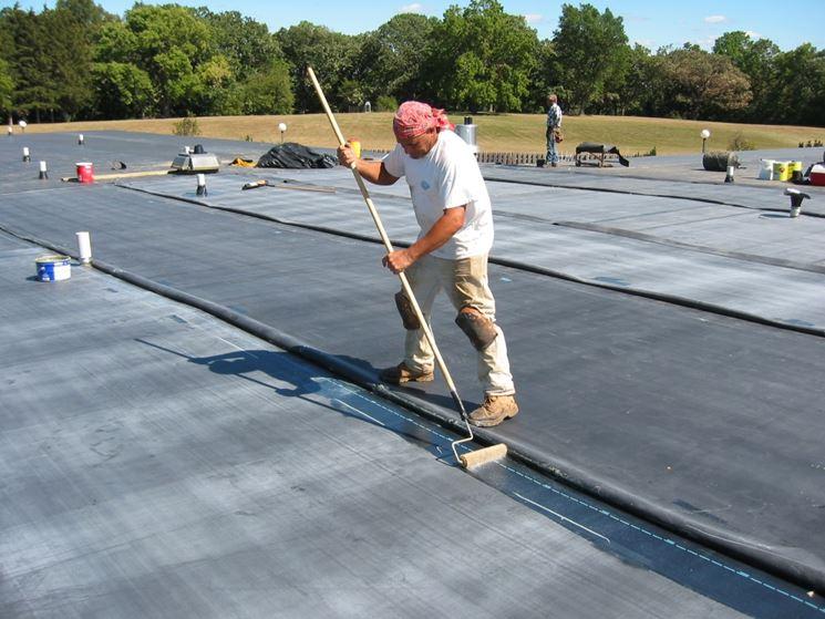 modalità impermeabilizzazione tetti
