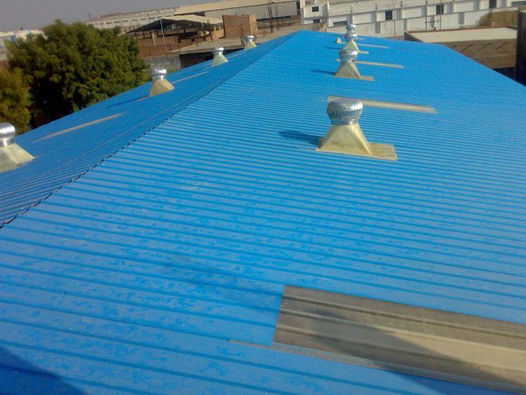Lastre di copertura tetti