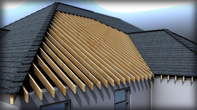 Struttura tetto