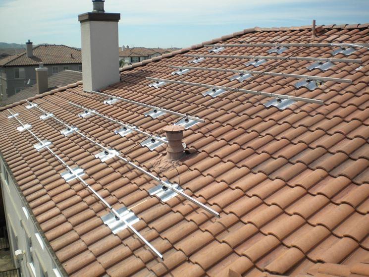 Esempio di sistema tetto