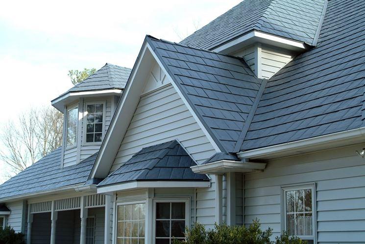 Sistema tetto ventilato