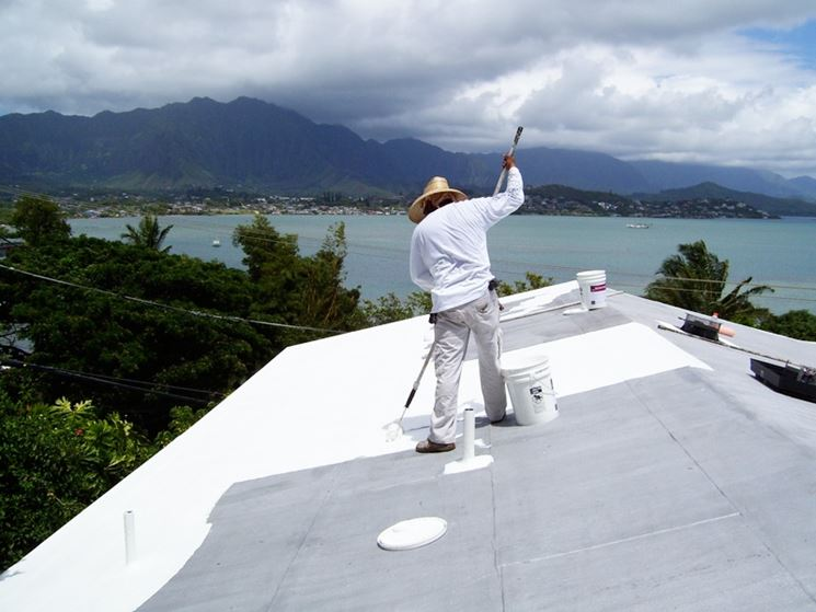 Isolante tetto