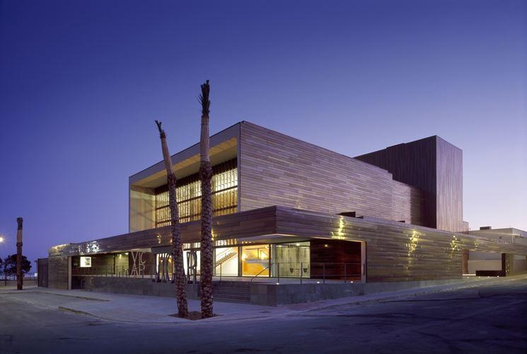 Teatro auditorium vicar