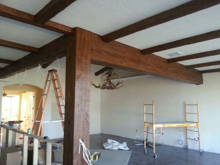 Costruire strutture legno