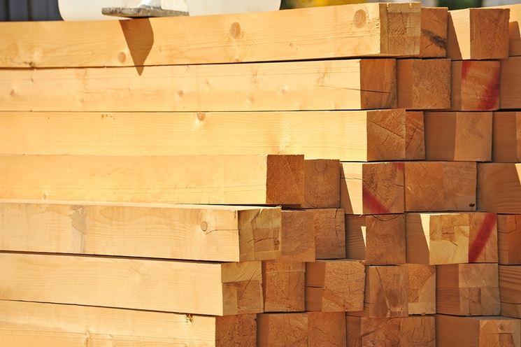 Travi in larice prezzi pannelli termoisolanti for Pannelli in legno lamellare prezzi