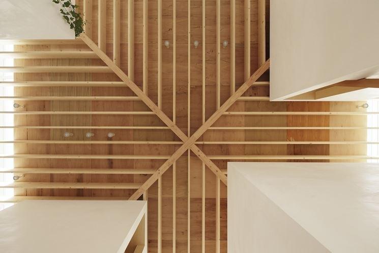 Travi in legno lamellare prezzi - Travi da costruzione - Costo travi in legno...